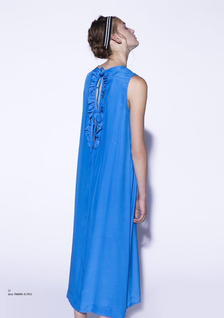 芸能人中村アンが#nakedEveで着用した衣装ワンピース
