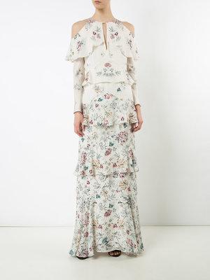 芸能人宮崎あおいが2017日本アカデミー賞で着用した衣装ワンピース