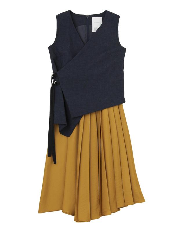 芸能人吉高由里子が東京タラレバ娘で着用した衣装ワンピース