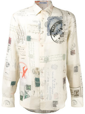 芸能人がひるなかの流星で着用した衣装シャツ/ジャケット