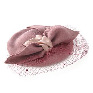 芸能人が森口瑤子で着用した衣装帽子