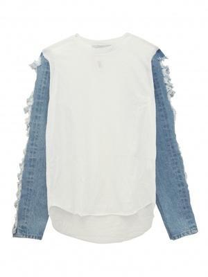 芸能人がニンゲン観察バラエティ モニタリングで着用した衣装Tシャツ・カットソー