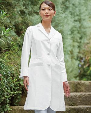 芸能人主役:女子モドキ・J(細身で長身)が人は見た目が100パーセントで着用した衣装診療衣類