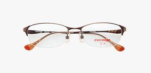 芸能人主役:女子モドキ・J(細身で長身)が人は見た目が100パーセントで着用した衣装メガネ