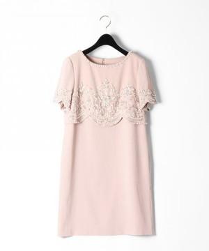 芸能人ステキ女子・化粧品会社の受付が人は見た目が100パーセントで着用した衣装ドレス