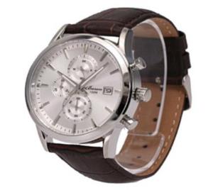 芸能人が警視庁捜査一課・確氷刑事シリーズで着用した衣装腕時計