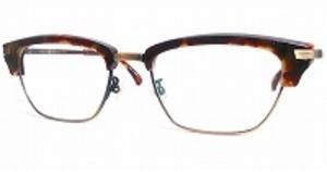 芸能人教授・農学博士がフランケンシュタインの恋で着用した衣装メガネ