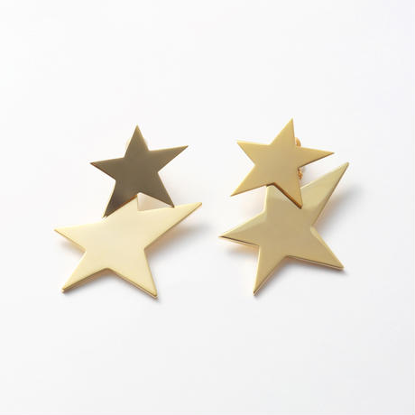 MAYUのbig star set pierce