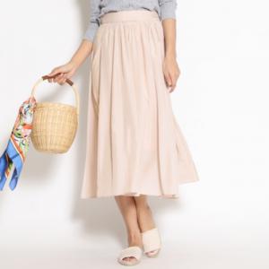 芸能人がナナとミドルで着用した衣装スカート