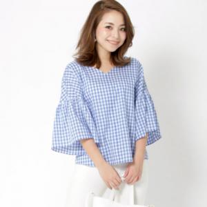 芸能人がTOKYO RUNWAY GIRLで着用した衣装シャツ/ブラウス