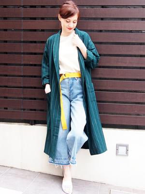 芸能人がTOKYO RUNWAY GIRLで着用した衣装服飾小物