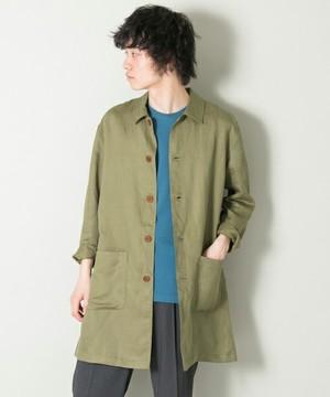 芸能人イケメン美容師が人は見た目が100パーセントで着用した衣装コート