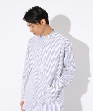 芸能人イケメンの美容師アシスタントが人は見た目が100パーセントで着用した衣装シャツ