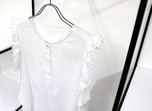 芸能人ステキ女子・化粧品会社勤務が人は見た目が100パーセントで着用した衣装トップス