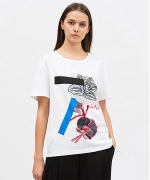 芸能人がcluelで着用した衣装Tシャツ・カットソー