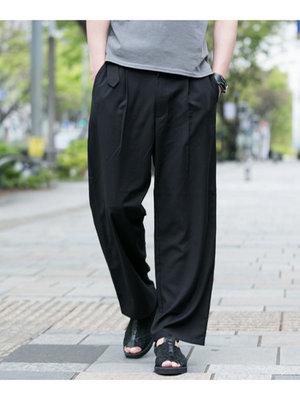 芸能人イケメン美容師が人は見た目が100パーセントで着用した衣装パンツ