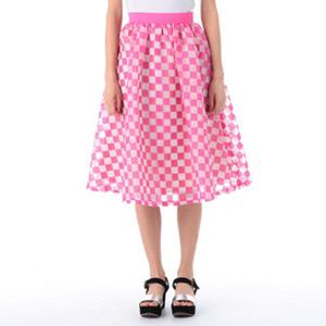芸能人がDAMチャンネルで着用した衣装スカート