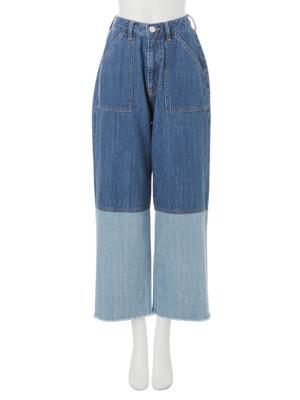 芸能人がInstagramで着用した衣装ブラウス/パンツ