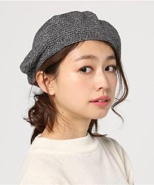 芸能人役柄:アパレル会社のかわいい後輩がカンナさーん!で着用した衣装帽子