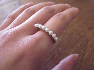 芸能人が理想の恋人図鑑で着用した衣装指輪
