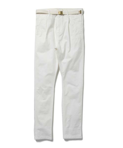 芸能人がメレンゲの気持ちで着用した衣装カットソー、パンツ