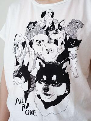 芸能人がメレンゲの気持ちで着用した衣装Tシャツ