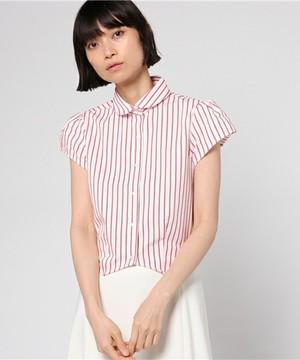 芸能人役柄:アパレル会社のかわいい後輩がカンナさーん!で着用した衣装シャツ