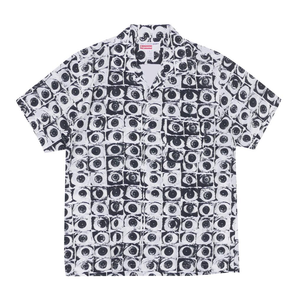 Eyes Rayon ShirtのSUPREME x COMME des GARCONS