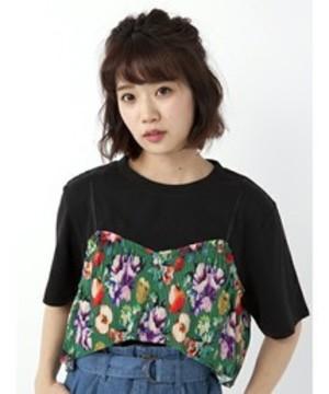 芸能人がE-girlsで着用した衣装Tシャツ・カットソー