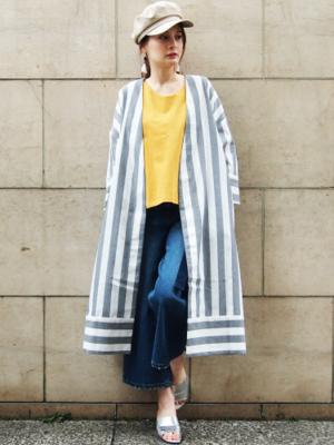 芸能人がIZANAGIで着用した衣装アウター