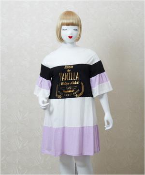 芸能人主役:超ポジティブママがカンナさーん!で着用した衣装チュニック