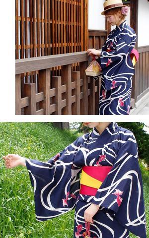 芸能人主役:超ポジティブママがカンナさーん!で着用した衣装浴衣