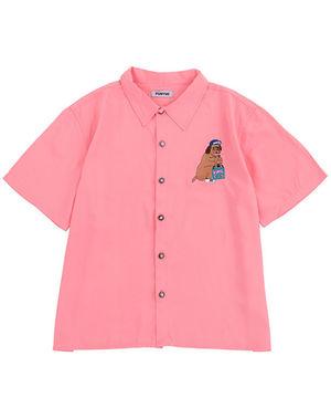 芸能人主役:超ポジティブママがカンナさーん!で着用した衣装シャツ