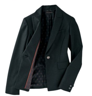 芸能人が検事・朝日奈耀子(19)で着用した衣装スーツ