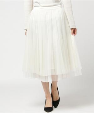 芸能人がRealta webで着用した衣装スカート