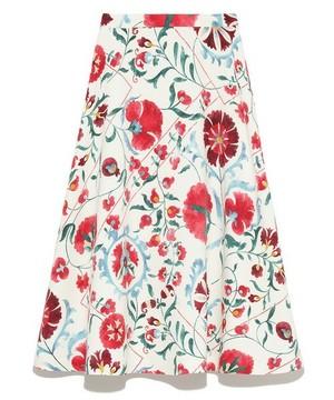 芸能人主役・校閲部・希望はファッション誌編集部が地味にスゴイ!DX校閲ガール・河野悦子で着用した衣装スカート