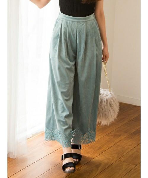 芸能人がシューイチで着用した衣装ブラウス、パンツ