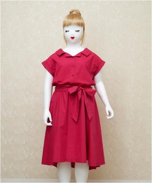 芸能人主役:超ポジティブママがカンナさーん!で着用した衣装ワンピース