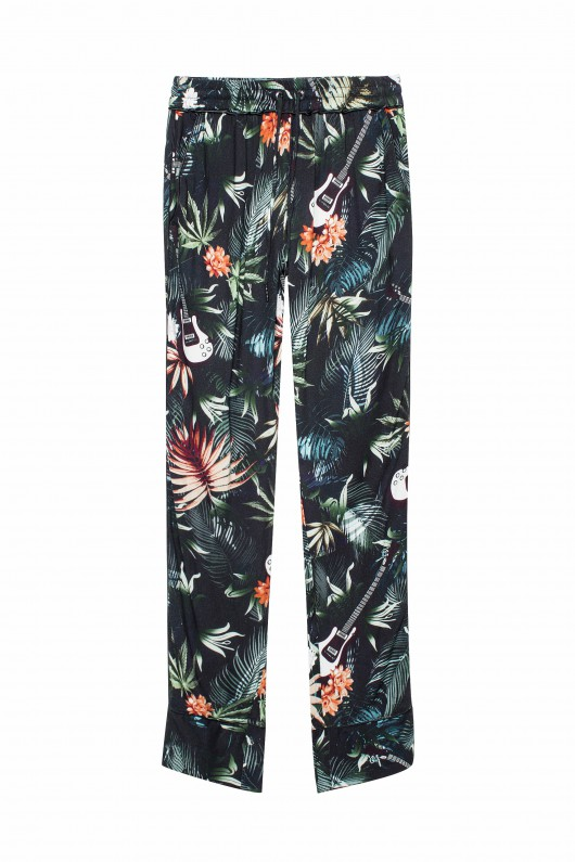 ZADIG&VOLTAIREのPARONE JUNGLE PANTS