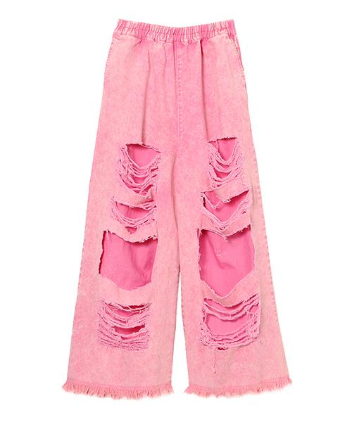 芸能人がヒルナンデス!で着用した衣装カットソー、パンツ