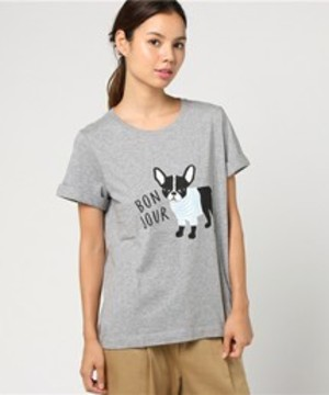 kate spade new yorkのBROOME STREET FRENCHIE TEE