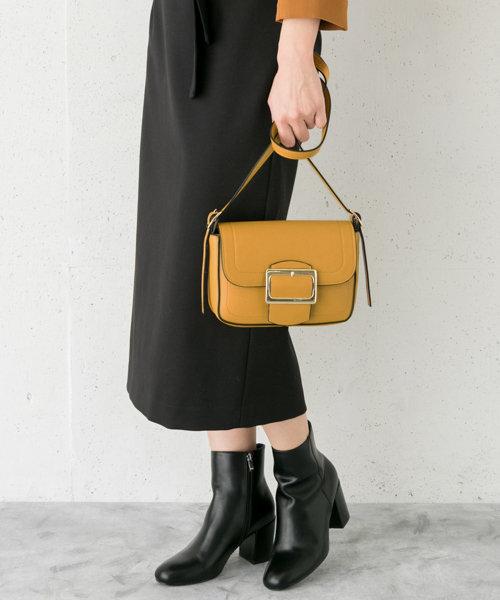 芸能人3話ゲスト・本当の強さを手に入れたい主婦が奥様は、取り扱い注意で着用した衣装バッグ