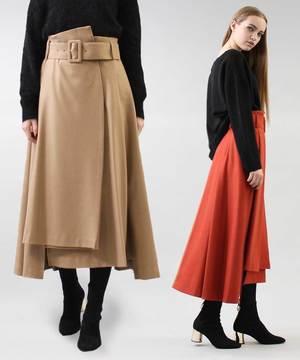 芸能人がひるキュンで着用した衣装スカート