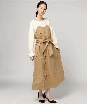 芸能人がブログで着用した衣装ワンピース