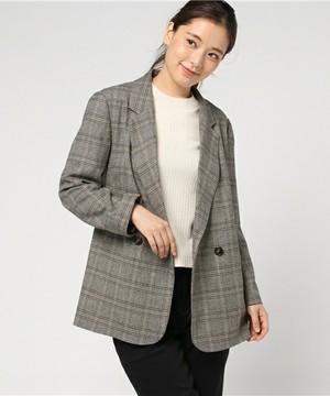芸能人役柄:年下のお隣さんが奥様は、取り扱い注意で着用した衣装ジャケット