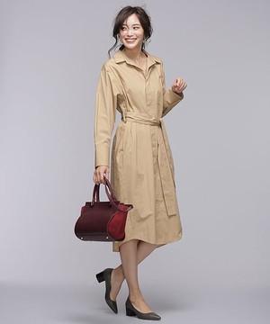 芸能人主役・スクールカウンセラーが明日の約束で着用した衣装ワンピース