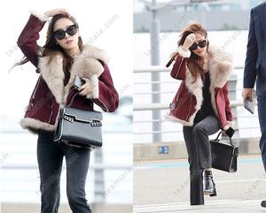 芸能人が韓国で着用した衣装セットアップ・スーツ