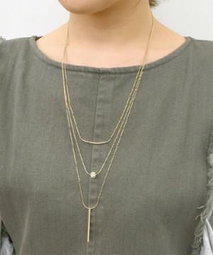 芸能人が深層捜査ドクター大嶋二郎の事件日誌で着用した衣装ネックレス