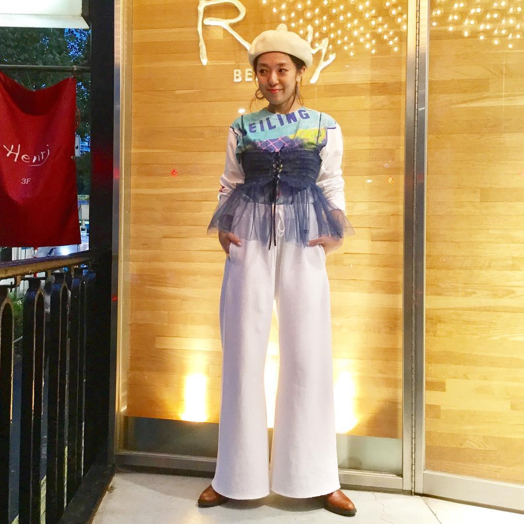 芸能人がヒルナンデス!で着用した衣装カットソー