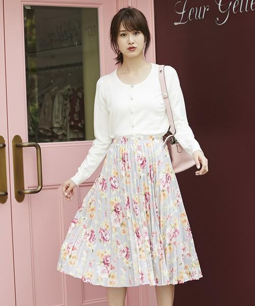 芸能人が痛快TV スカッとジャパンで着用した衣装ブラウス、スカート